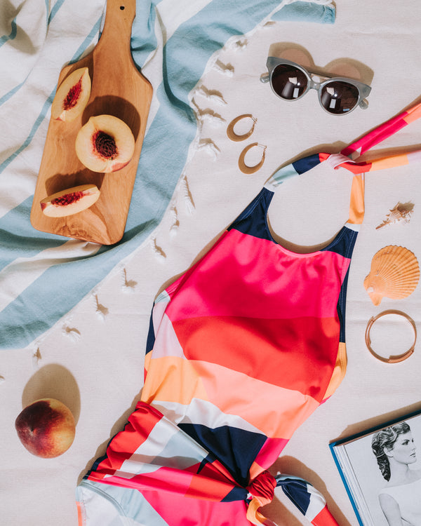 Breaking Down the Best Swimsuits for Apple Body Shape