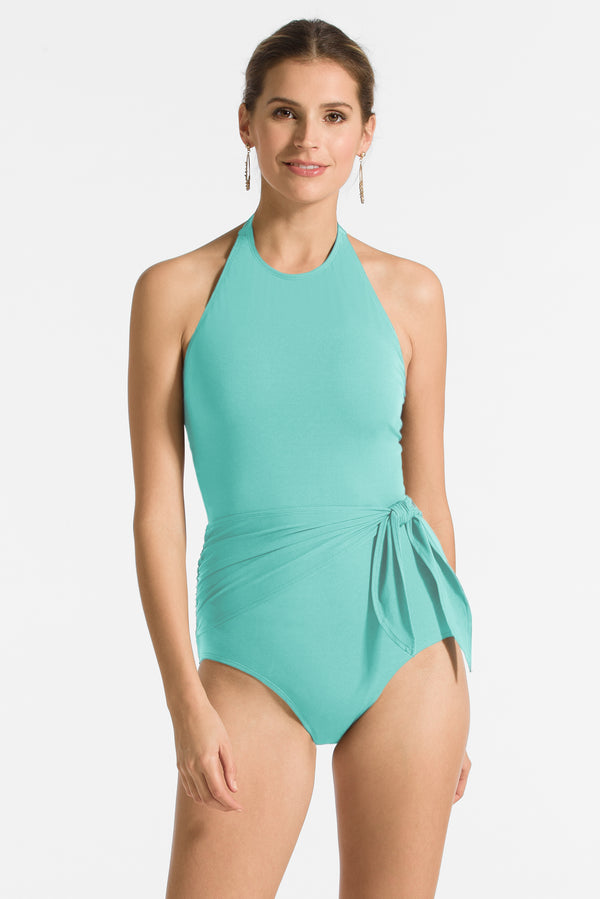 Isn't that Charming - A Roundup Of Stylish One Piece Swimsuits