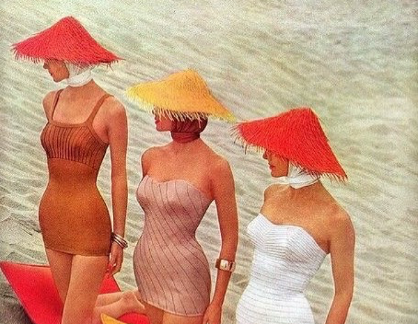 What Bathing Suit Color is Right For Me?