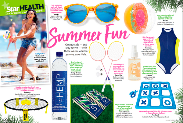 STAR Magazine Health Feature