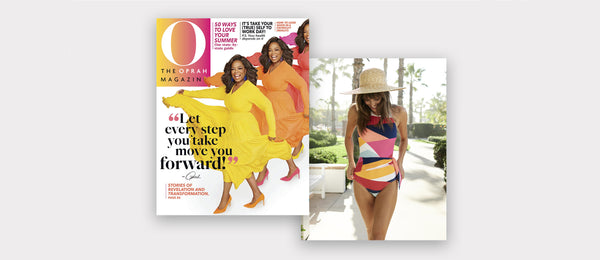 Oprah Magazine Digital - The Best New Swimwear Brands for All Shapes and Sizes