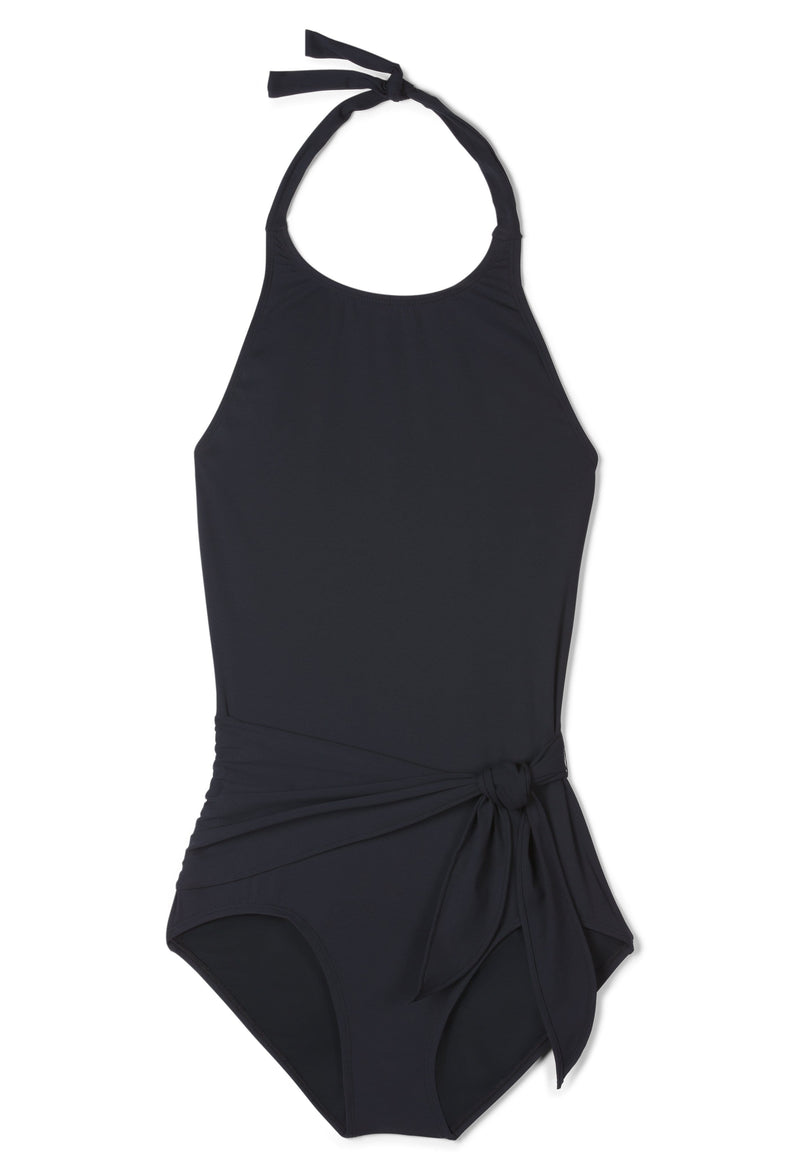 Genevieve One-piece Swimsuit in Black