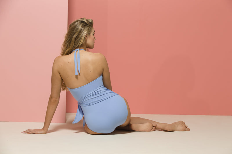 Genevieve One-piece Swimsuit in Cloud