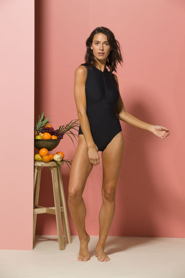 Katherine One-piece Swimsuit in Black