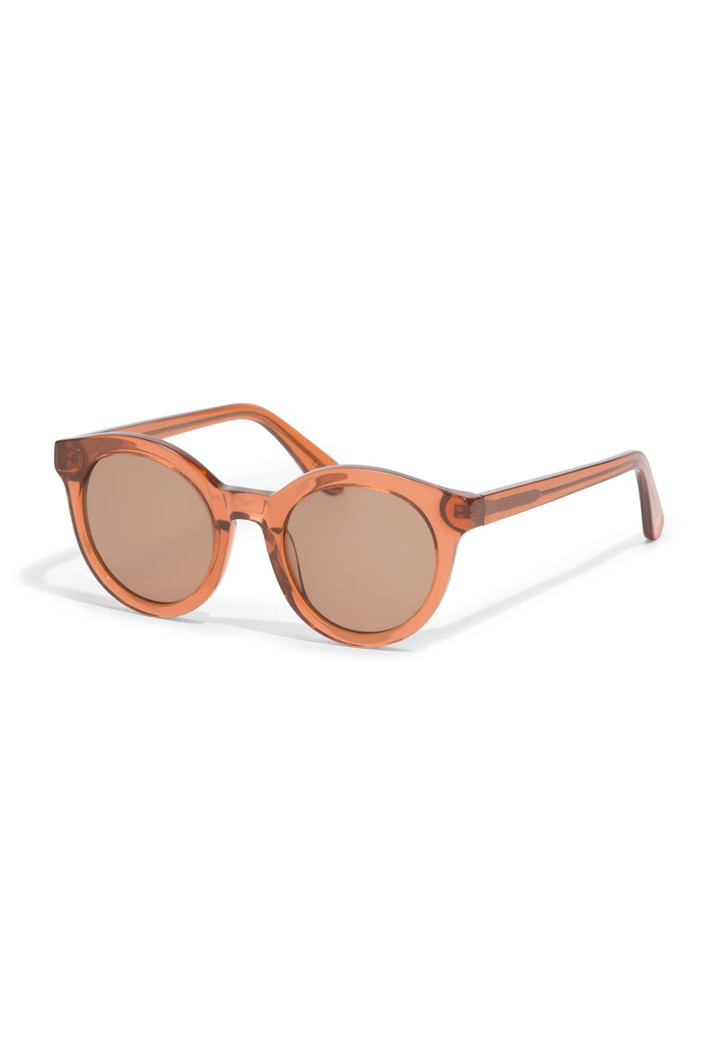 Hermoza Sunglasses in Rose