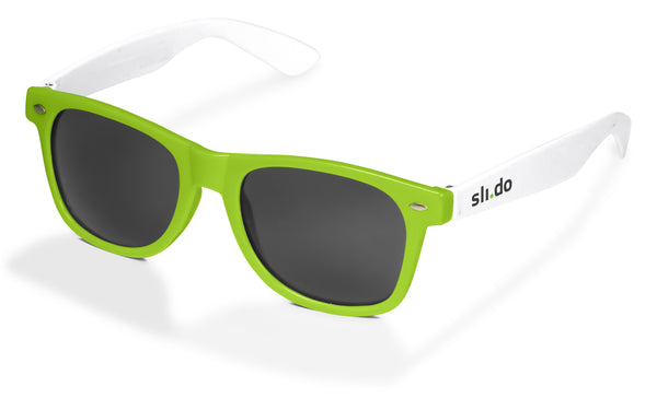Sunnyvale Sunglasses - Lime Only