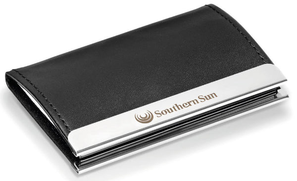 Buffet Business Card Holder