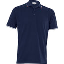 Men's Ash Golf Shirt