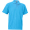 Men's Basic Pique Golf Shirt