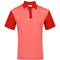 Men's Crossfire Mélange Golf Shirt