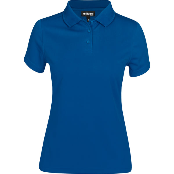 Ladies Distinct Golf Shirt