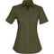 Ladies Short Sleeve Oryx Bush Shirt