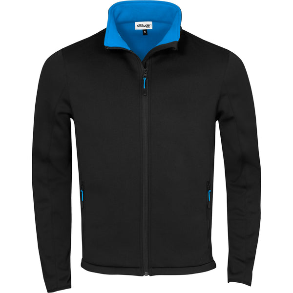 Mens Palermo Softshell Jacket - SPITFIRE MULTIMEDIA