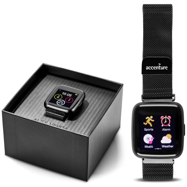 Alex Varga Cosmonaut Smart Watch