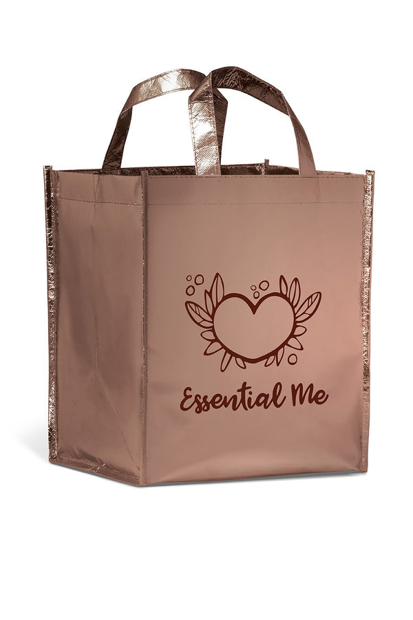 Broadway Tote - Rose Gold