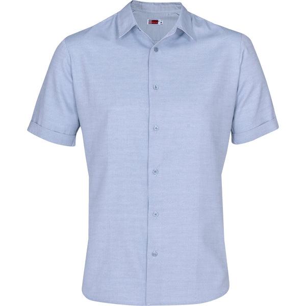 Mens Short Sleeve Wallstreet Shirt