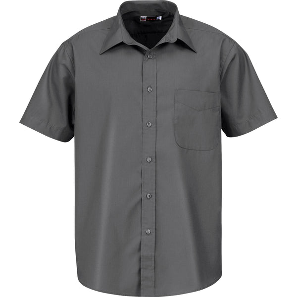 Mens Short Sleeve Washington Shirt