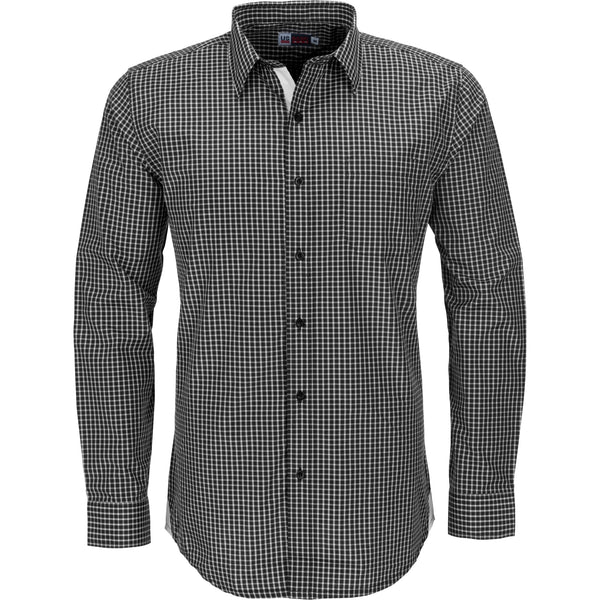 Mens Long Sleeve Kenton Shirt