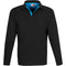 Men's Long Sleeve Solo Golf Shirt