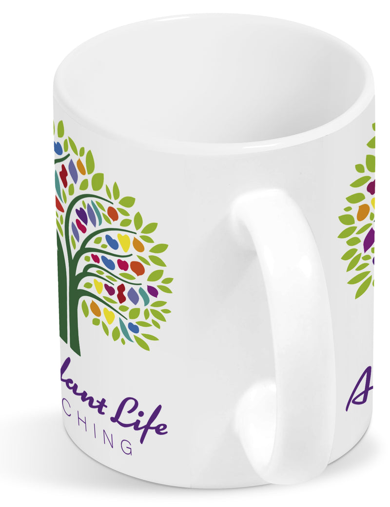 Blank Canvas Sublimation Mug