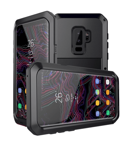 Carcasa Indestructible (Galaxy S5/S6/S7/S8/S9/Note)