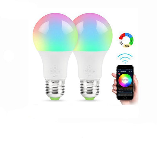 Ampolleta LED RGB inteligente