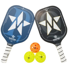 Load image into Gallery viewer, Master Athletics P1 Pickleball Paddle