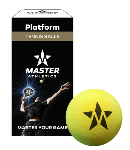 Master Athletics Platform Tennis Balls