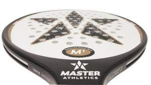 Master Athletics M1 Edge Platform Tennis Paddle, 2020 Model Year