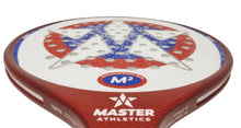 Load image into Gallery viewer, Master Athletics M2 Edge Platform Tennis Paddle, 2020 Model Year