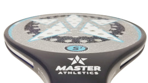 Master Athletics S2 Edge Platform Tennis Paddle, 2020 Model Year