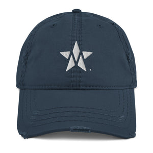 Master Athletics Distressed Hat