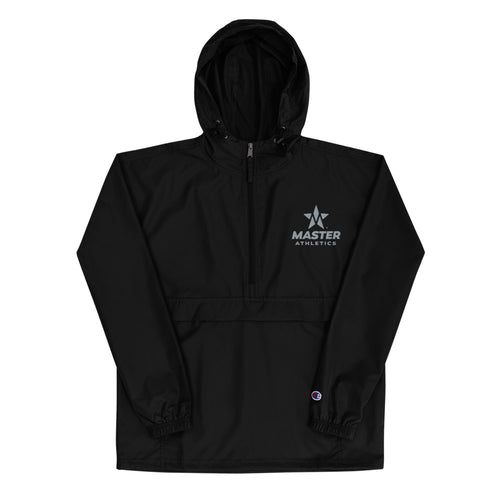 Master Athletics Embroidered Champion Packable Jacket