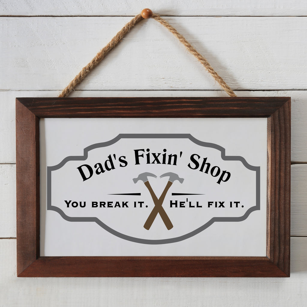 Posters & Art Prints Dad Will Love!