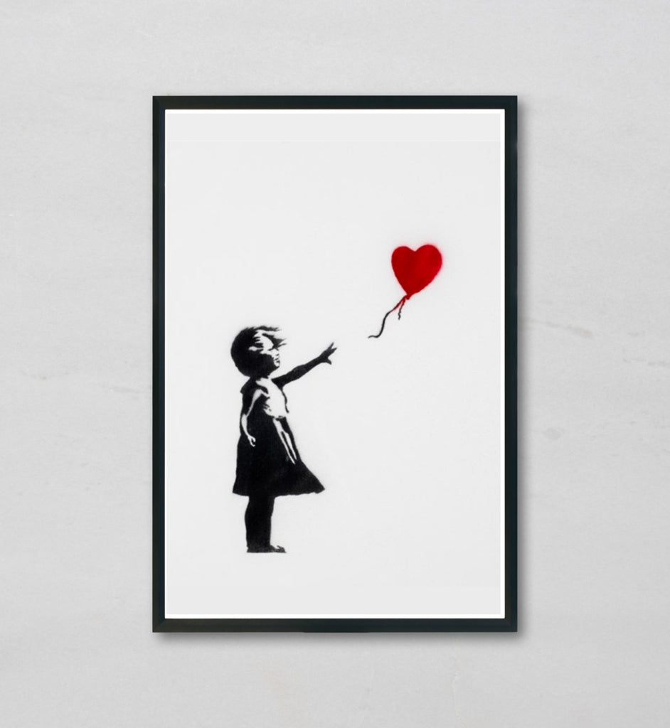 Banksy & Other Graffiti Style Street Art