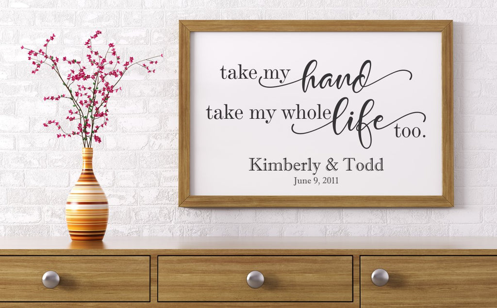 Romantic Themed Wall Art Prints & Poster Gifts