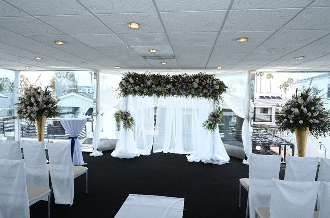 Wedding Entrance and Arch