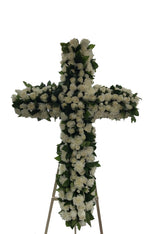 White cross