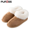 Woman Winter Warm House Shoes