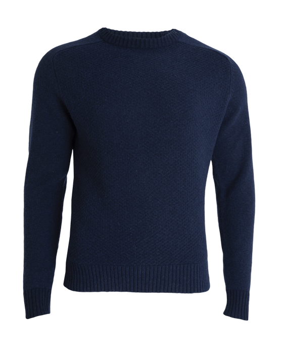 Tufte Rosenfink Sweater, Unisex - Dark Blue