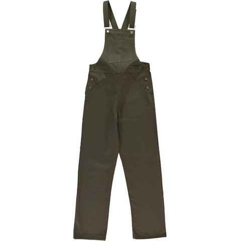 Overalls - oliven