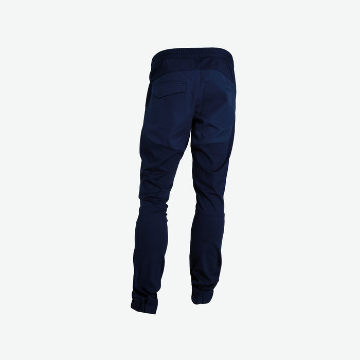 Tufte Mens Alke Leisure Pants - Dress Blues