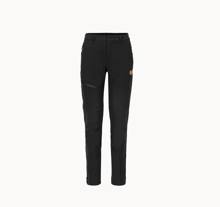 Tufte Vipe Womens Softshell Pants - Sort