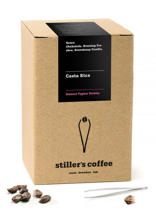 Stiller's Coffee - Costa Rica , Natural Typica Variety