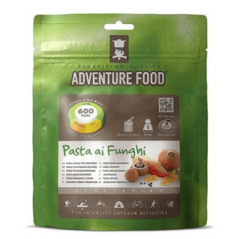 Adventure Food - Pasta med Svampe