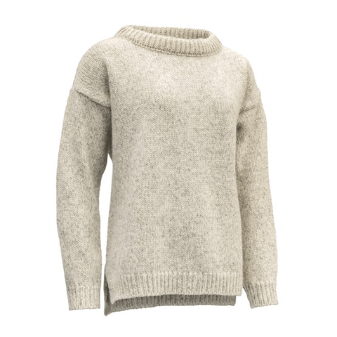 Nansen split seam sweater - dame
