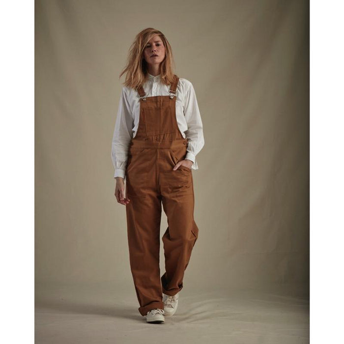 Carrier Company Lady's Overalls - Olive