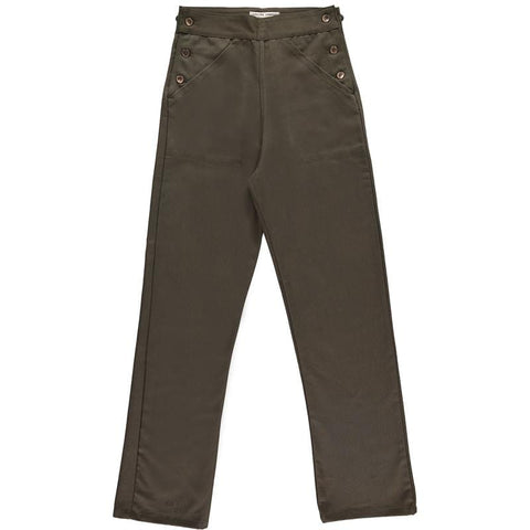 Work Trousers - Olive, Dame