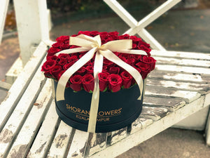 BOX OF ROSES - LARGE