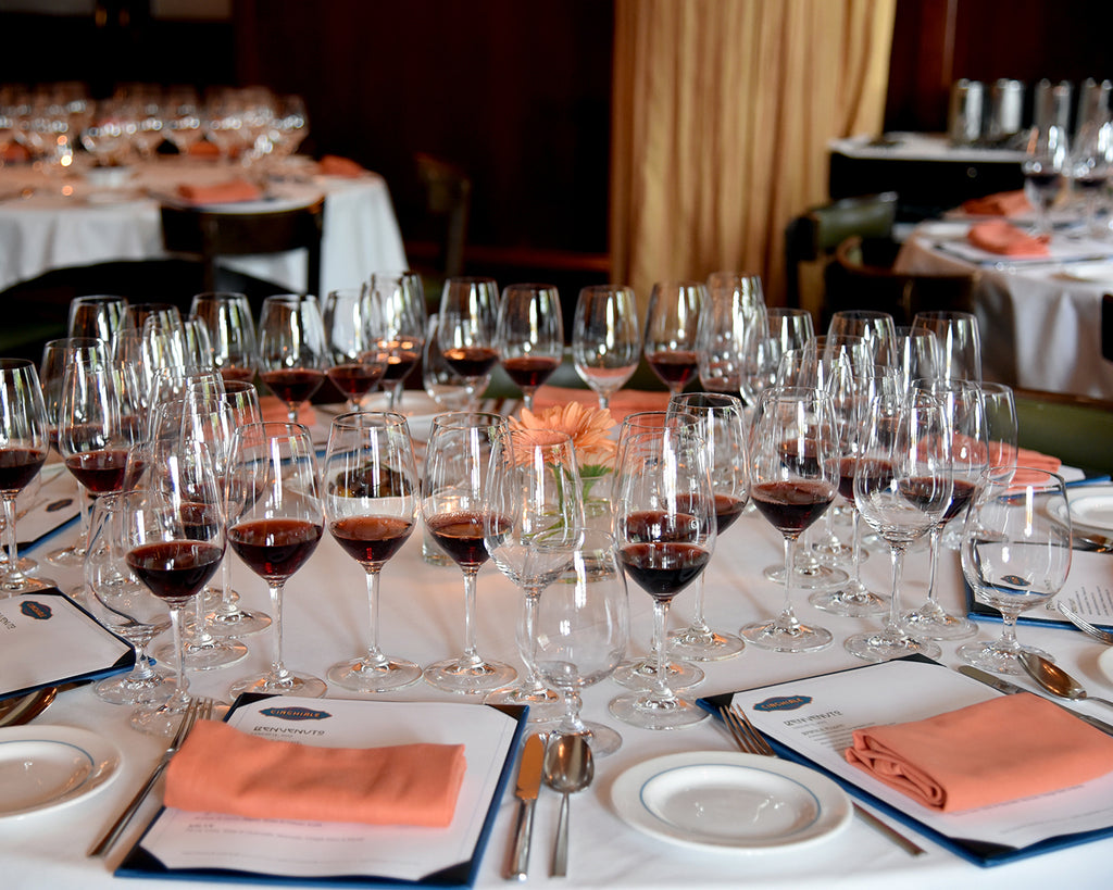 Sumptuous Barolo Wine Dinner with Tony Foreman